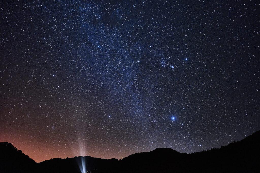 Stargazing on La Palma