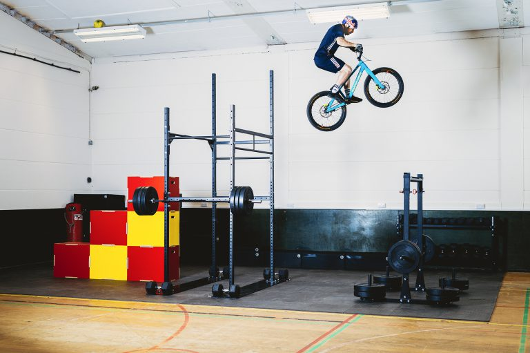 Danny MacAskill photo by Red Bull Media House