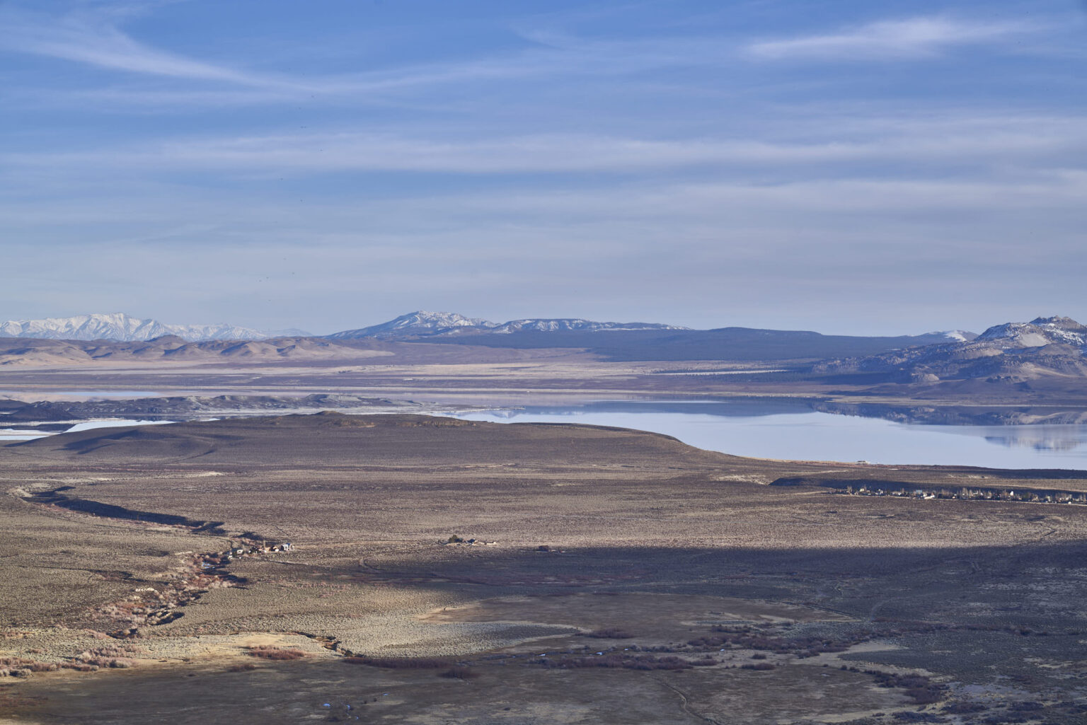 Mono Lake from the road
