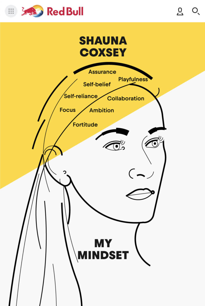Shauna Coxsey article