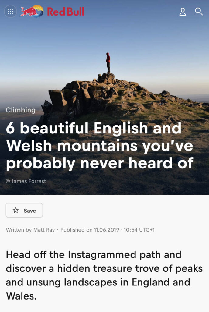 6 Beautiful English and Welsh Mountains You Have Never Heard Of