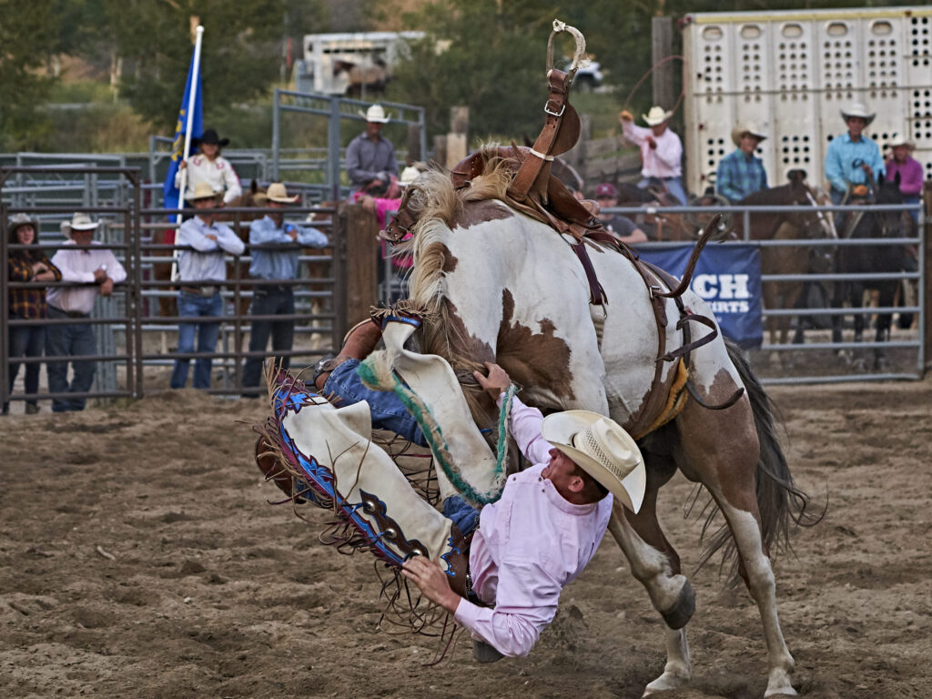 Snowmass Rodeo Fall ©Matt Ray, All Rights Reserved