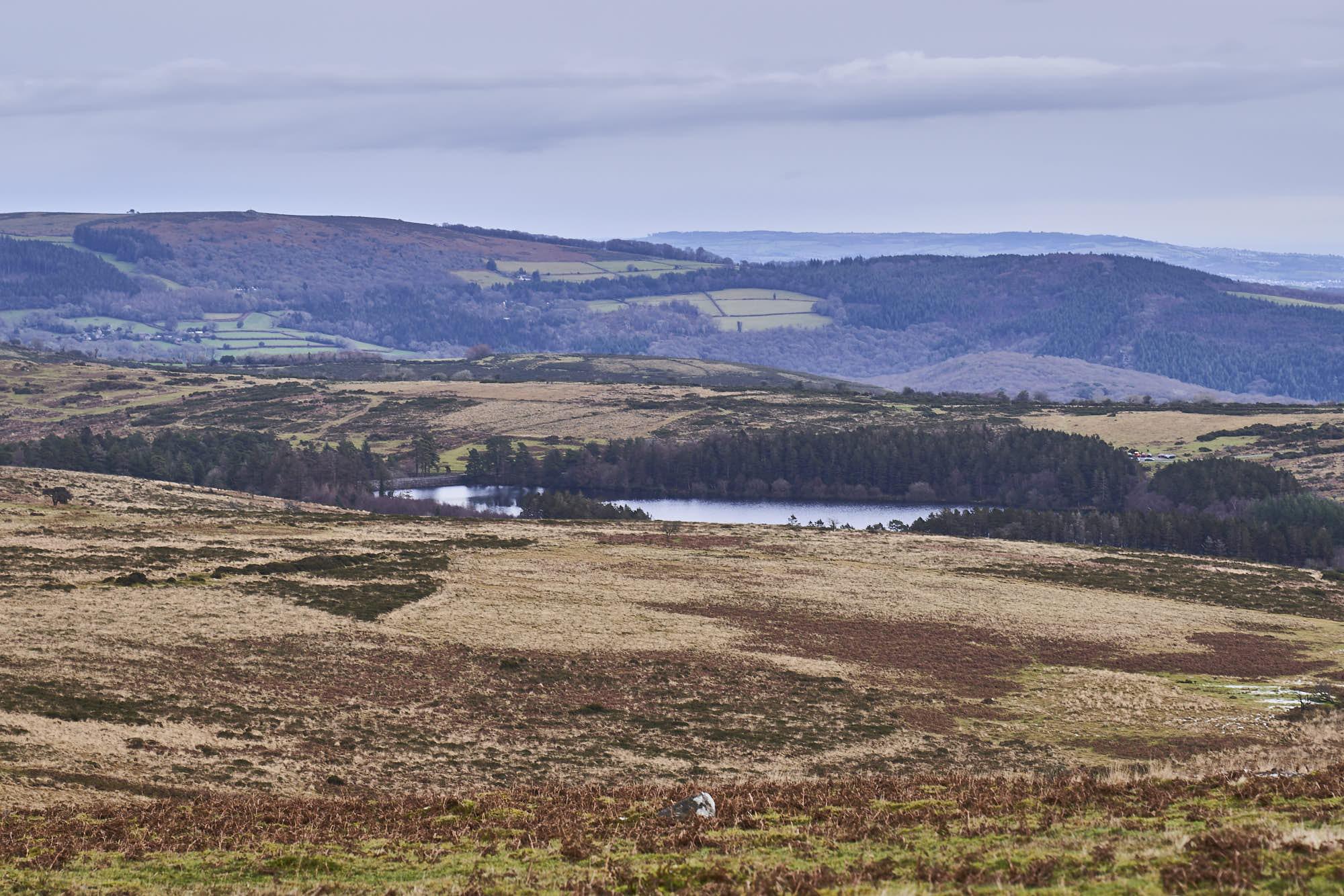Venford Reservoir, Dartmoor