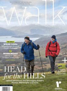 WALK magazine winter issue